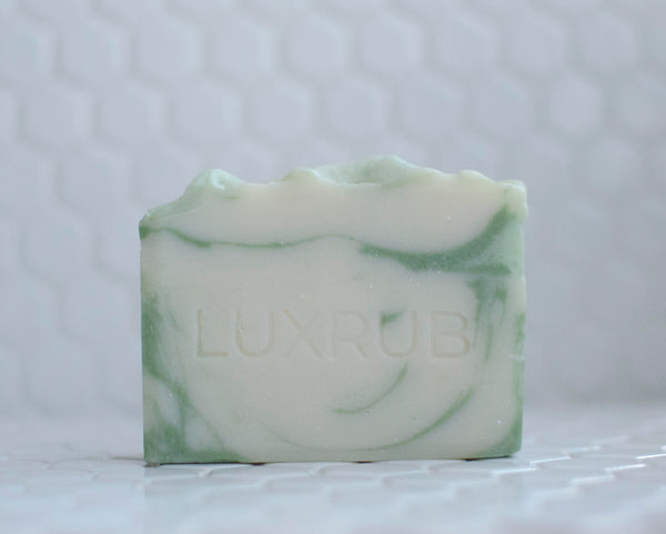 'GARDENER' LEMONGRASS + ROSEMARY + WILD SAGE  SOAP