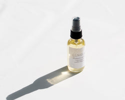 NOURISHING BODY OIL GERANIUM + PEPPERMINT
