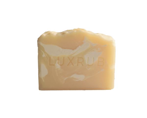 'CITRUS BLISS' ORANGE + GINGER SOAP