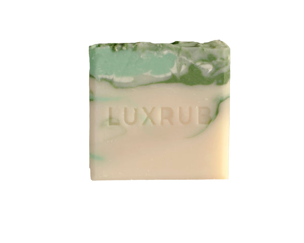 'SPEARMINT' PEPPERMINT + EUCALYPTUS SOAP