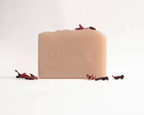 'NUDE' FACE CLEANSING SOAP BAR