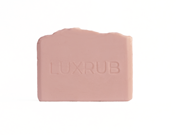 PINK CLAY + ROSE GERANIUM + YLANG YLANG SOAP