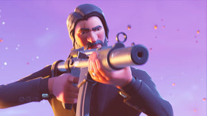 FORTNITE REAPER (JOHN WICK) ACCOUNT