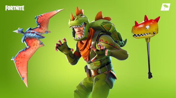 FORTNITE REX ACCOUNT