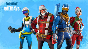 Random Awesome Skins Fortnite account PC/Xbox/PS4 15-25 Skins [Region-Free]
