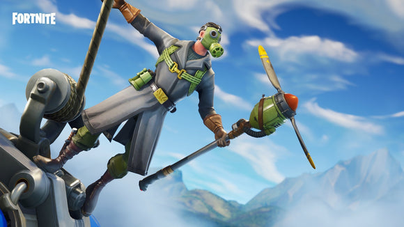 FORTNITE SKY STALKER ACCOUNT