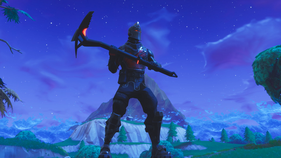 FORTNITE BLACK KNIGHT ACCOUNT