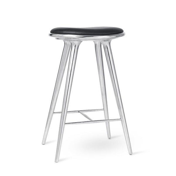 High Stool | Recycled aluminium | Bar