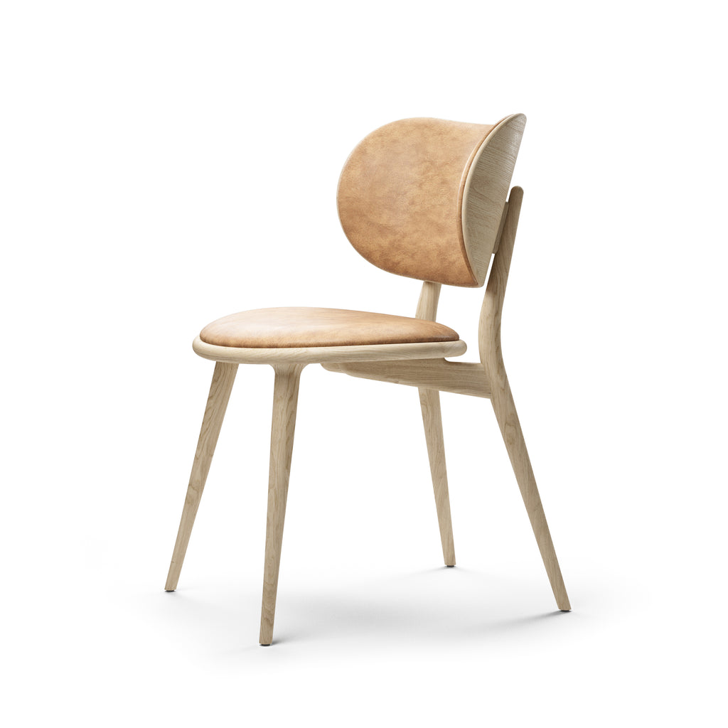 The Dining Chair | Natural Matt Lacqured | Oak