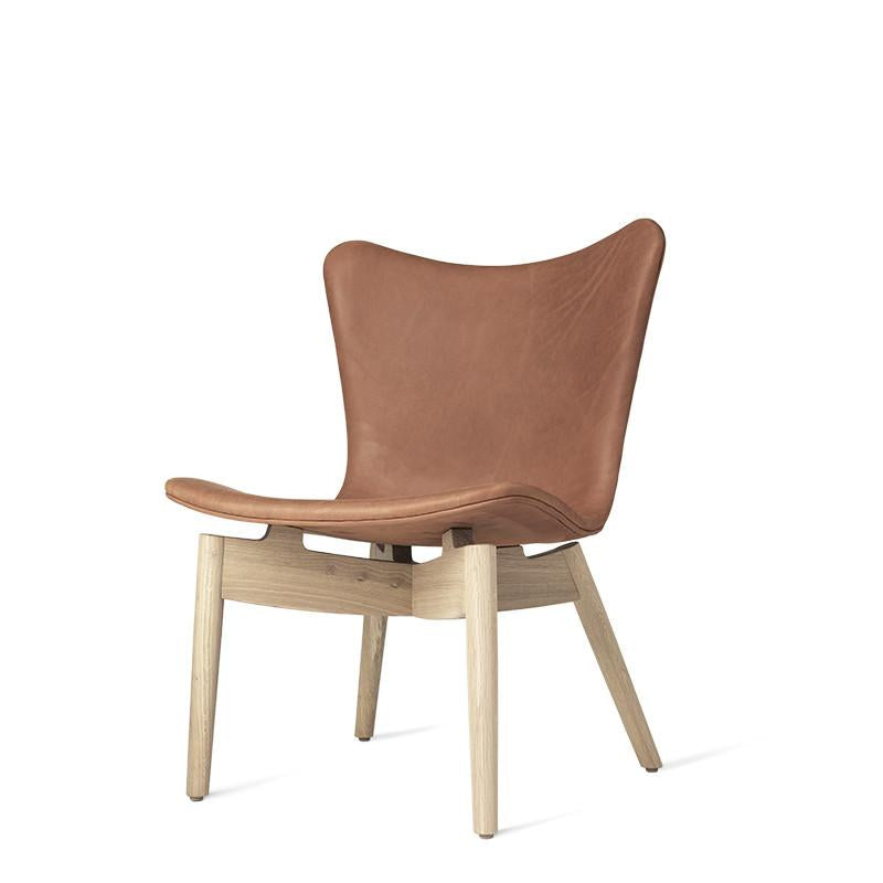Shell Lounge Chair | Dunes Rust
