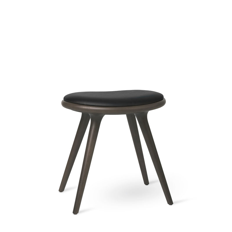Low Stool | Sirka Grey stained beech