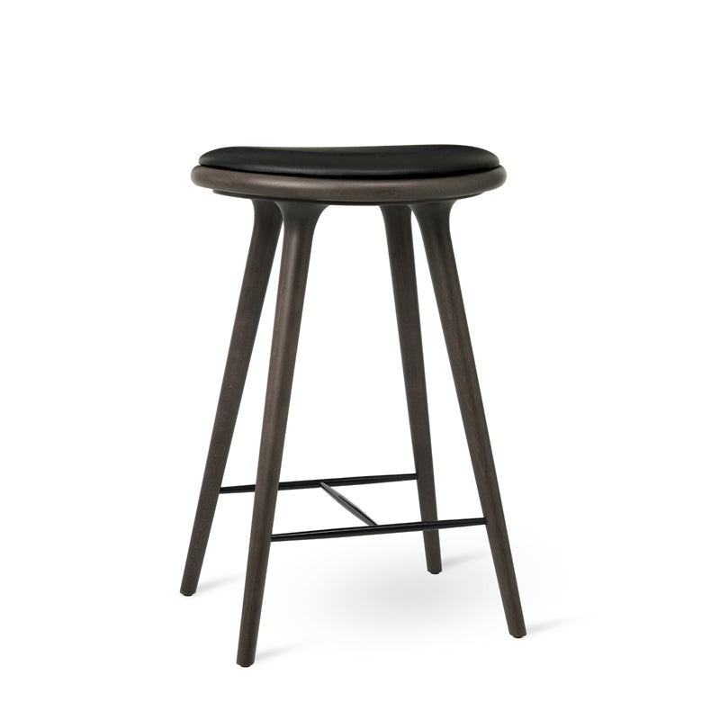 High Stool | Sirka Grey stained beech | Kitchen