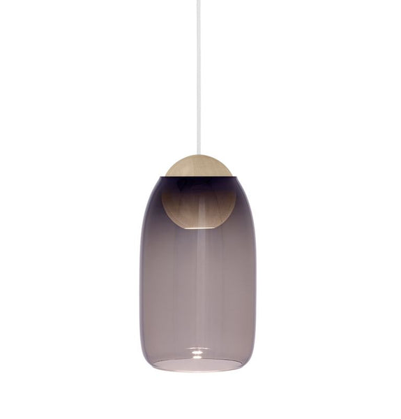 Liuku Glass Shade | Violet