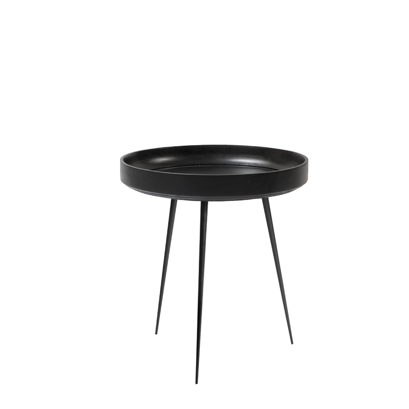 Bowl Table | M Black