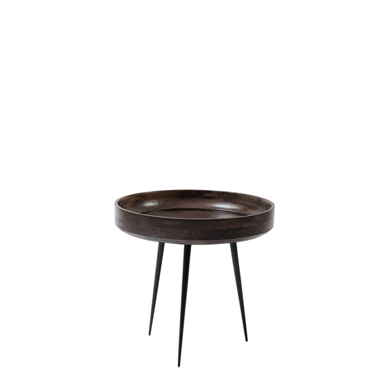 Bowl Table | S Sirka grey