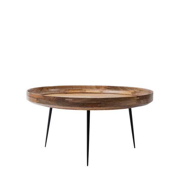 Bowl Table | XL Natural
