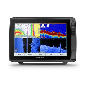 Garmin ECHOMAP Ultra 126sv US BlueChart g3 & LakeVu g3 No Transducer