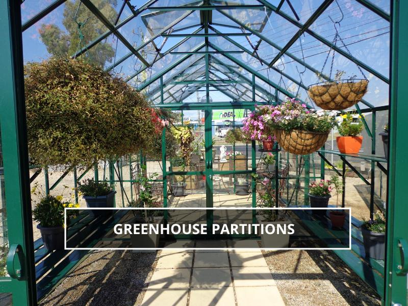 Greenhouse Partitions