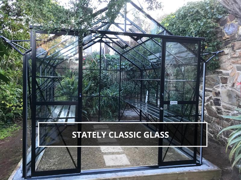 Stately Classic Glass