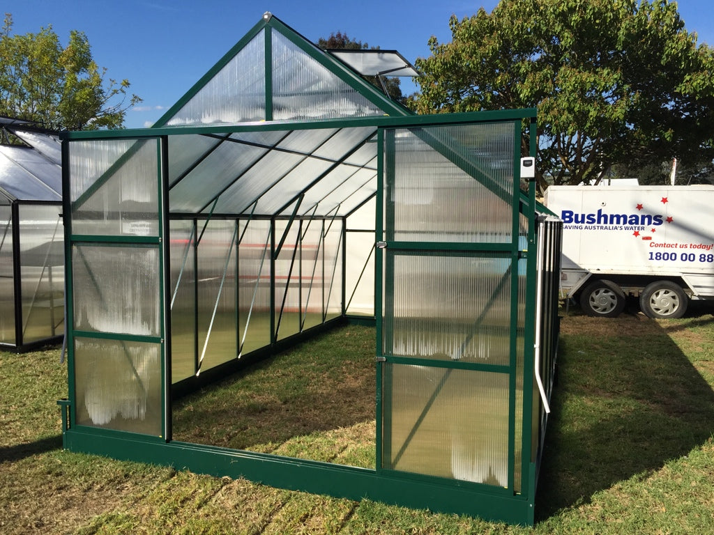 Grow-Fresh Greenhouses Dorset Grande 5200 (Green)