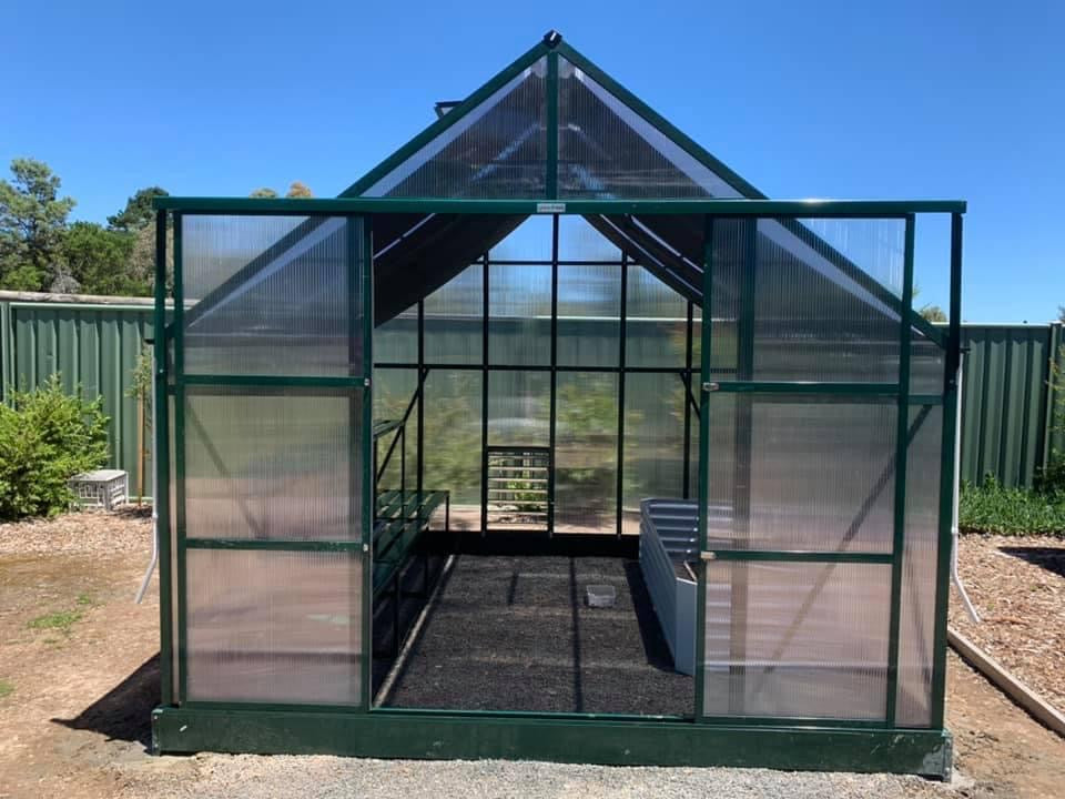 Grow-Fresh Greenhouses- Internal Roller Blind Shade Kits