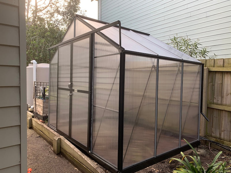 Grow-Fresh Greenhouses Windsor Junior 2300 (Black)