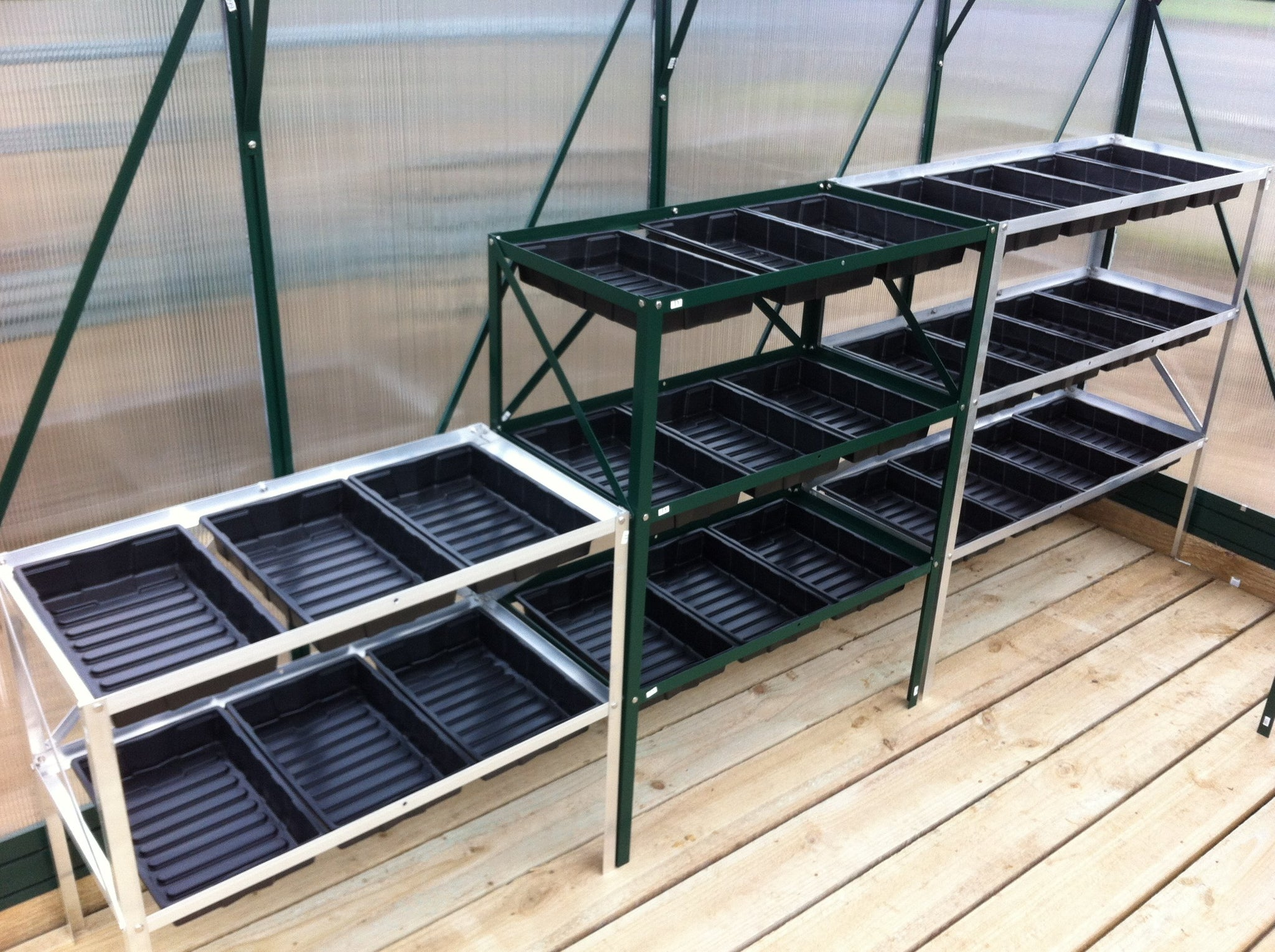 Grow-Fresh Greenhouses- Seed Tray Frames (Seed Masters)