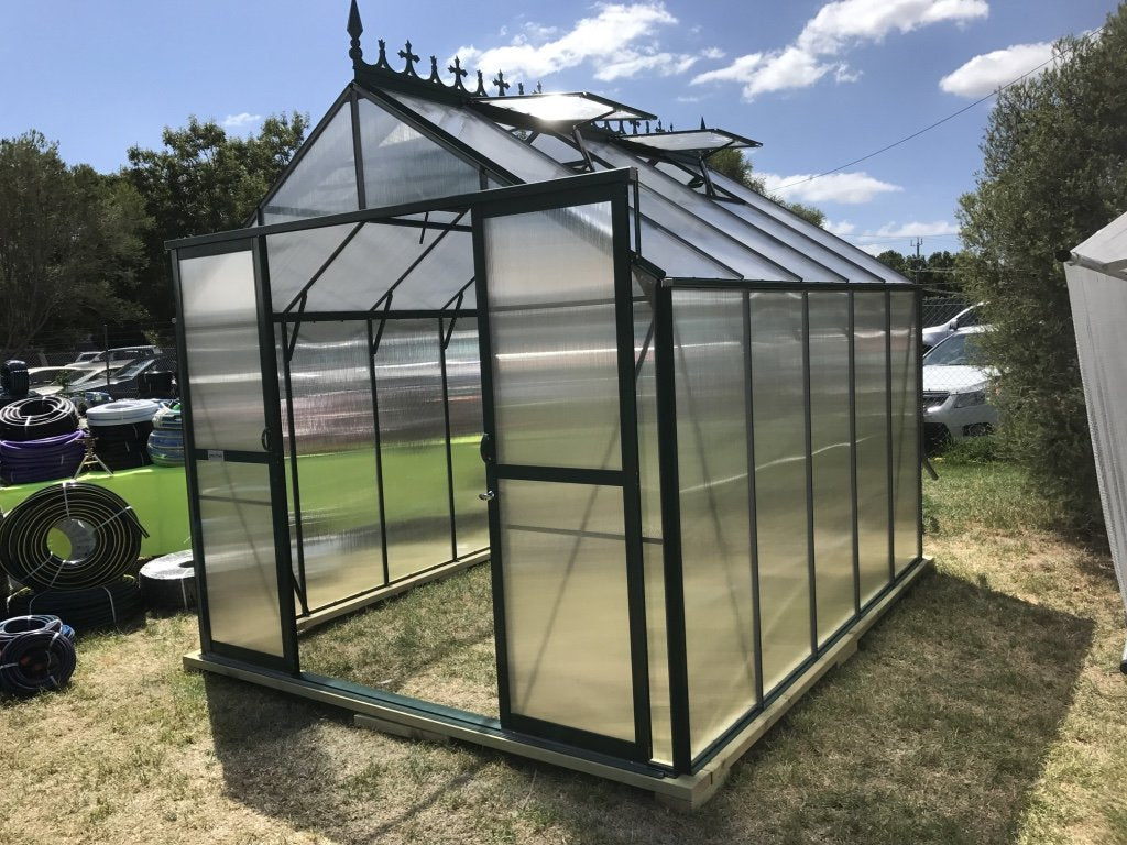 Grow-Fresh Greenhouses Stately Classic 3200 (Green)