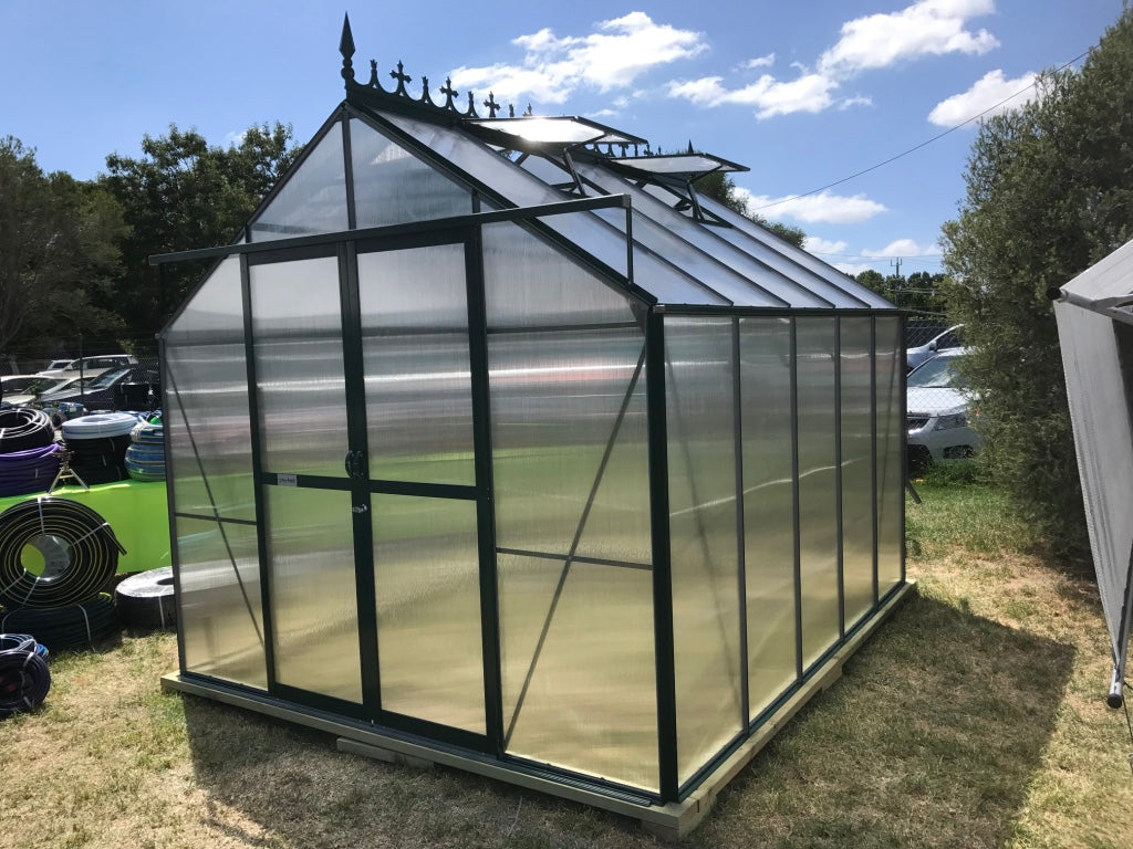 Grow-Fresh Greenhouses Stately Classic 3200 (Black)