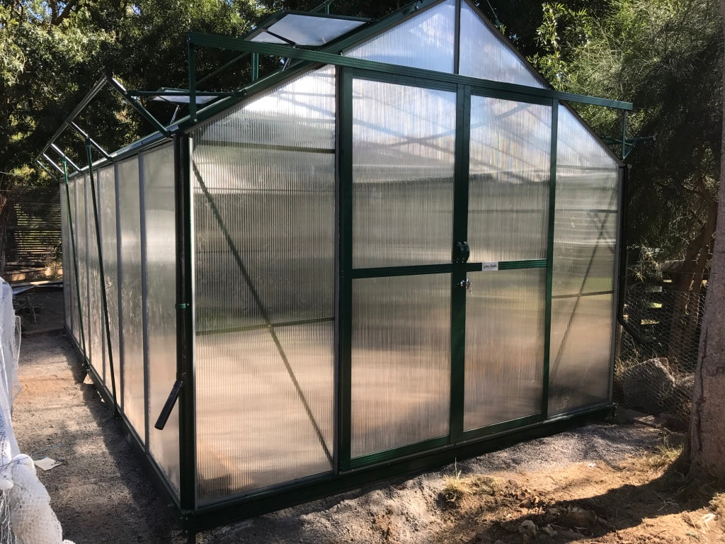 Grow-Fresh Greenhouses Windsor Junior 5200 (Green)