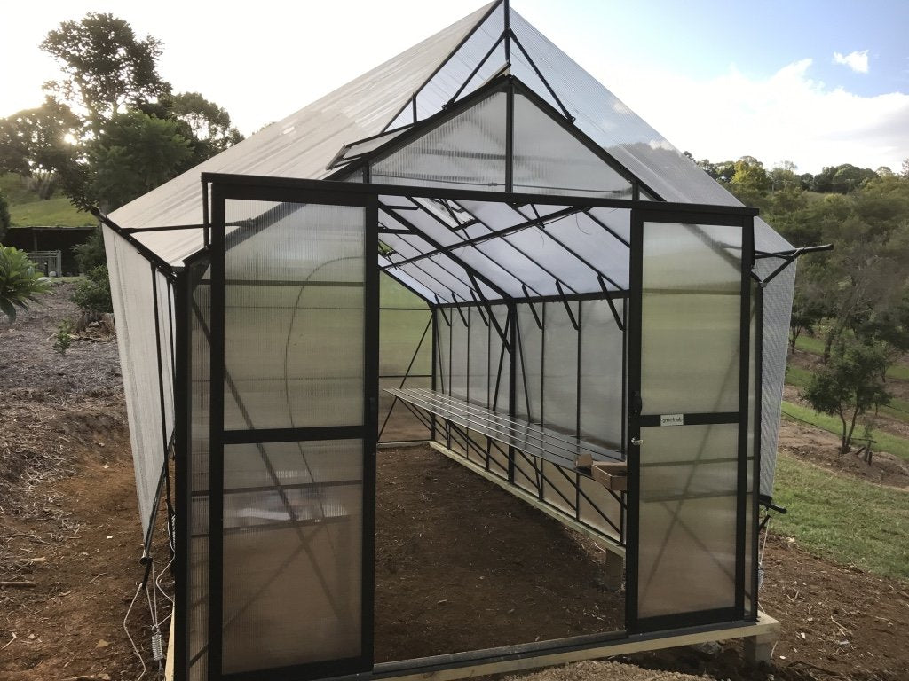 Grow-Fresh Greenhouses Stately Classic 5700 (Black)