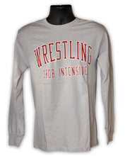 Load image into Gallery viewer, Wrestling Arch LS Tee
