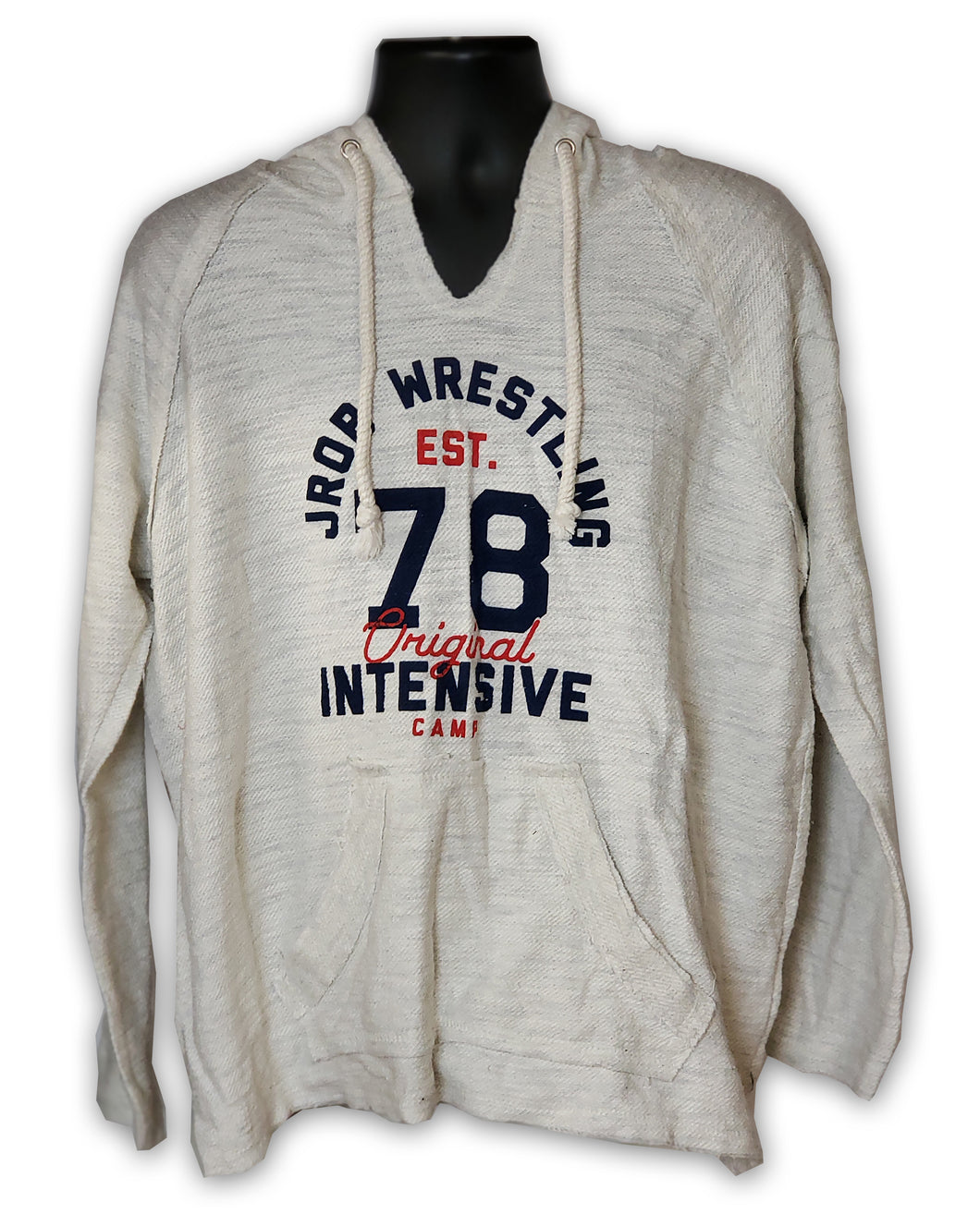 Original Intensive Camp Terry Sweatshirt