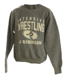 Grey Crewneck Sweatshirt