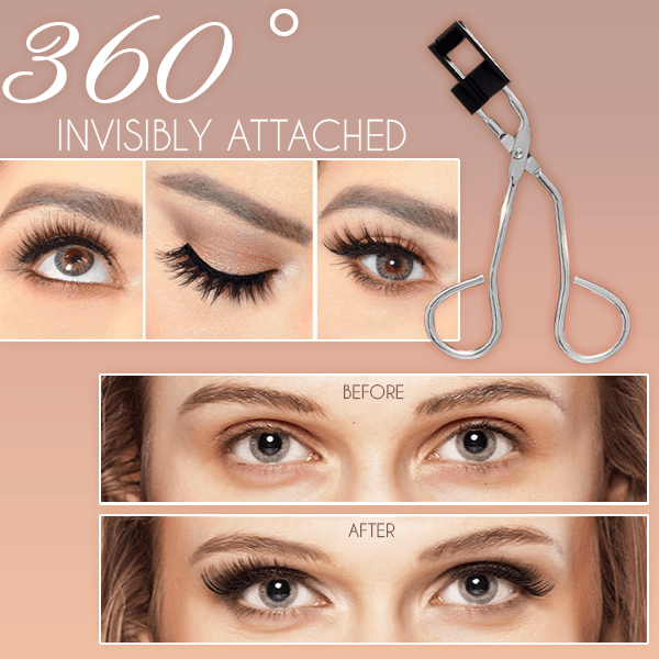LASHIFIED™ Magnetic Lashes & Lashes Clip