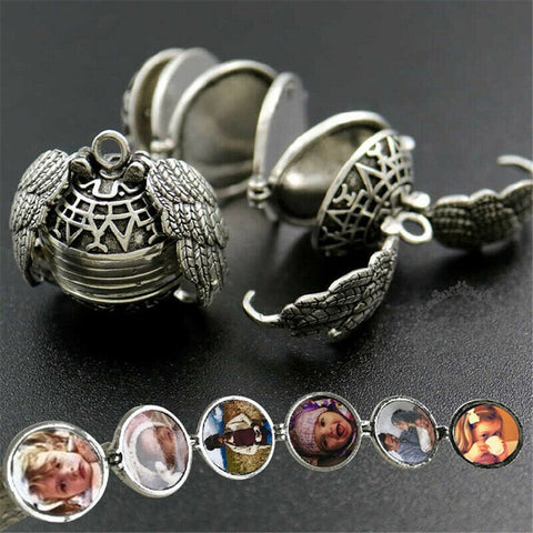 Image of (Mother's Day LAST DAY PROMOTION )EXPANDING PHOTO LOCKET