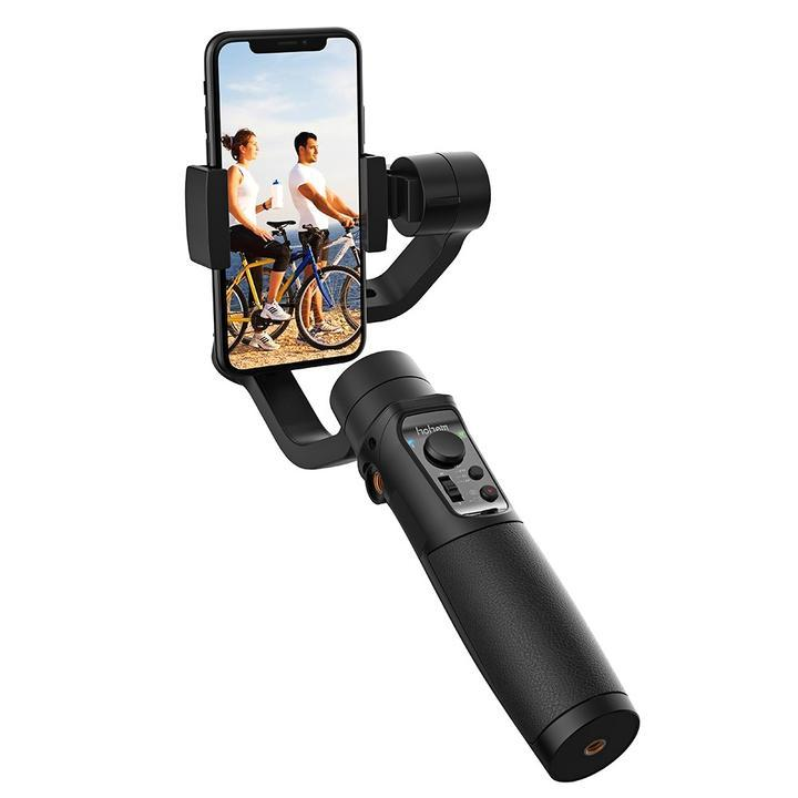 Mobile Handheld IPhone Gimbal Stabilizer
