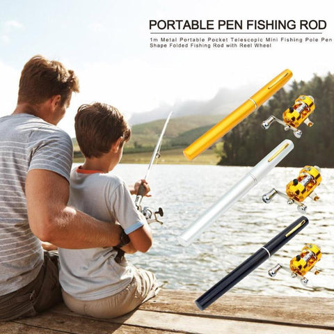 Image of Portable Mini fishing Pen