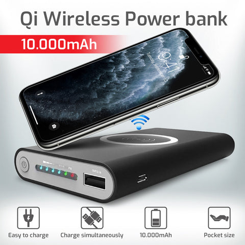Image of Ultimate Wireless Powerbank