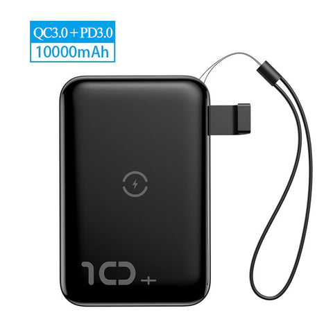 Image of Ultimate Wireless Power Bank 10K Quick Charge 3.0