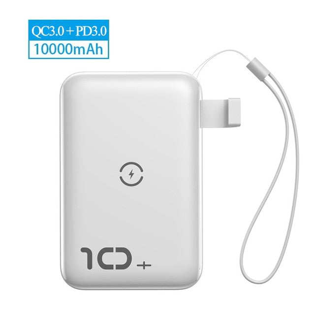 Ultimate Wireless Power Bank 10K Quick Charge 3.0