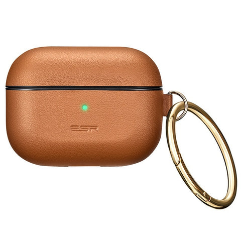 Image of Airpods Pro Leather Case