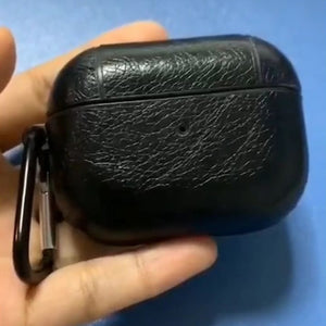 Genuine Leather AirPods Pro Case
