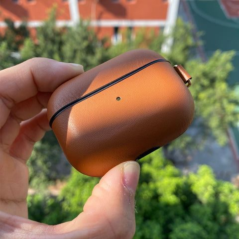 Image of AirPods Pro Case Genuine Leather