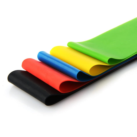 Image of 5PC RESISTANCE BAND SET