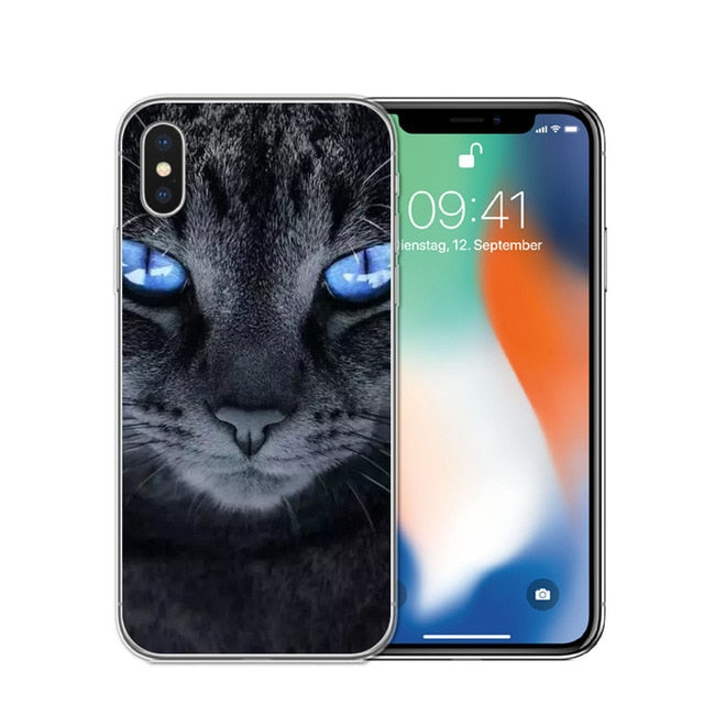 Kitten Fanatic iPhone Case