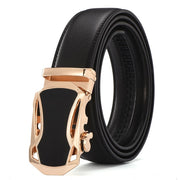 Design Abstract Genuine Leather Fashion Belts