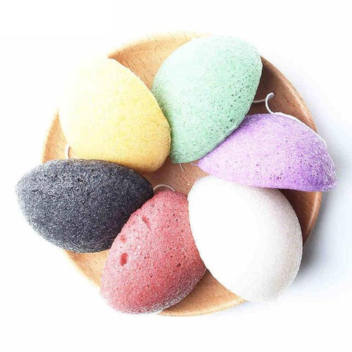 All Natural Konjac Sponge