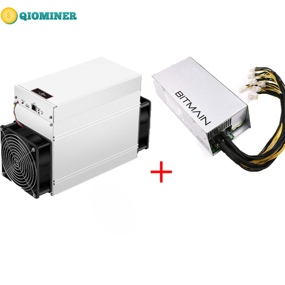 Bitmain Antminer S9 SE 16TH/s 1280w Include APW7 PSU Better than S9 Antminer - qiominer