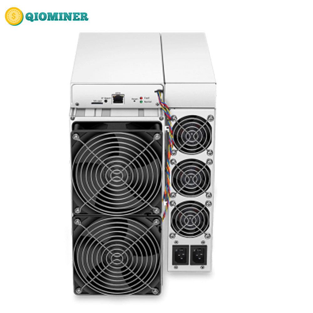 2020 Best Bitcoin Miner Bitmain Antminer T19 88TH 3300W - qiominer